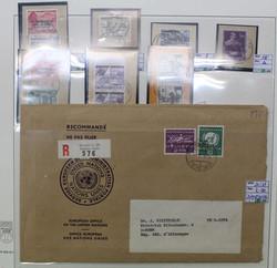 5713: Schweiz Ämter, Sammlungen und Posten - Sammlungen