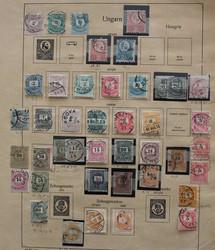 6535: Ungarn - Sammlungen