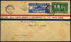 2040: Canada - Flugpostmarken