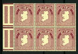 3340: Irland - Markenheftchenblaetter