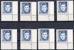242019: Geschichte, Politiker, Kennedy