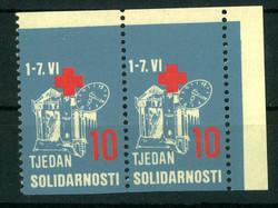 3775: Jugoslawien - Zwangszuschlagsmarken