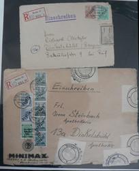1360: Berlin - Briefe Posten