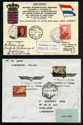 4210: Luxemburg - Briefe Posten