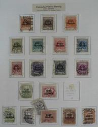 340: Danzig - Sammlungen