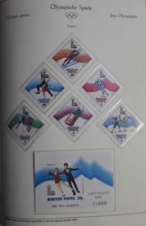 783000: Sport u. Spiel, Olympische Sommerspiele ab 1976