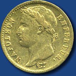 40.110.10.380: Europa - Frankreich - Königreich - Napoleon I., 1804 - 1814