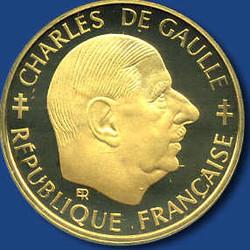 40.110.20.40: Europa - Frankreich - Euro Münzen  - Gold und Silbermünzen