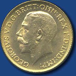 40.150.450: Europa - Großbritannien - Georg V., 1910-1936