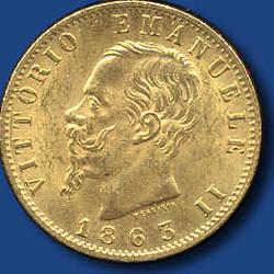 40.200.370.10: Europa - Italien - Königreich  - Victor Emmanuel II., 1861-1878