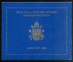 40.200.330.20: Europa - Italien - Vatikan - Euro Münzen  - Umlaufmünzen