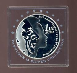 40.110.20.30: Europa - Frankreich - Euro Münzen  - Sonderprägungen