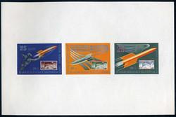 449015: Luftfahrt, Raketenpost, Jerry Zucker