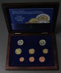 40.400.10.10: Europa - Portugal - Euro Münzen  - Münzsätze