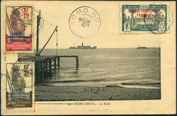 2765: Gabun - Postkarten