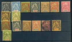 1870: Benin - Sammlungen