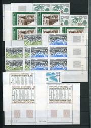 1670: Andorra Französische Post - Sammlungen