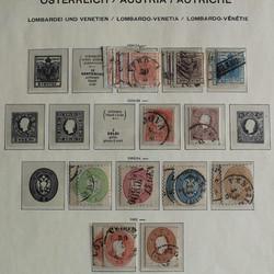 4770: Österreich Lombardei Venetien - Sammlungen