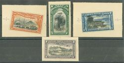 7105: Collections and Lots Belgium Colonies