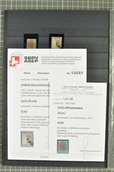 7240: Sammlungen und Posten Altschweiz