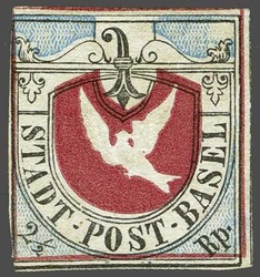 5650: Switzerland cantonal Basel