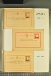 7210: Sammlungen und Posten Portugiesische Kolonien - Ganzsachen