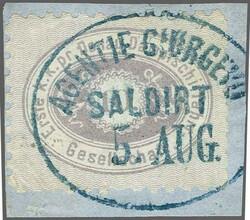 4790: Austria Donau Steamship Company