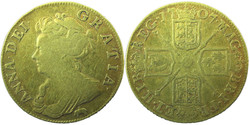 40.150.370: Europe - Great Britain - Anne, 1702-1714