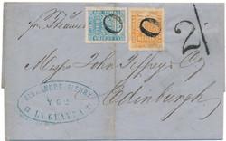 6640: Venezuela - Private postal stamps