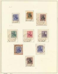 390: German Occupation World War I Libau - Collections