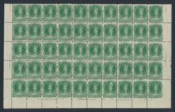 4560: Nova Scotia - Stamps bulk lot