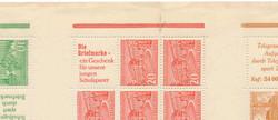 1360: Berlin - Booklet pane sheets
