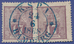 35: Old German States Hamburg