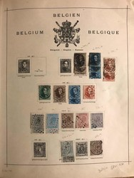 1810: Belgium - Collections
