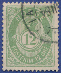 4710080: Norway NK 35-40 21mm