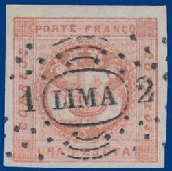 4915: Peru - Bulk lot