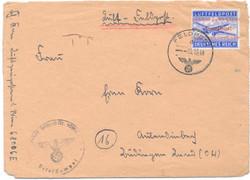 483090: Military, WW - II, Fieldpost