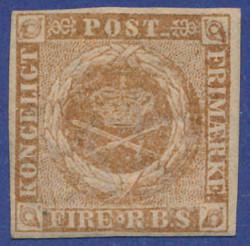 2355020: Denmark 4 Rigsbank Skilling
