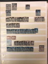 1810: Belgium - Stamps bulk lot