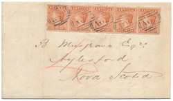 1710: Antigua u. Antigua Barbuda - Pre-philately