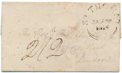 1790: Barbados - Pre-philately