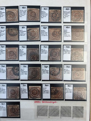 7094: Collections and Lots Scandinavia - Stamps bulk lot