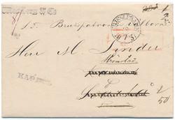 4145: Latvia - Pre-philately
