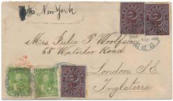 2425: Ecuador - Telegraph stamps
