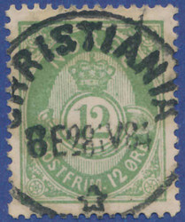 4710080: Norway NK 35-40 21mm