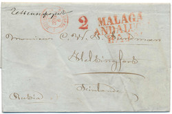 5790: Spain - Pre-philately