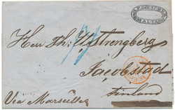 4355: Malta - Pre-philately