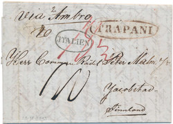 3400: Sicily - Pre-philately