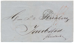 1665: Algeria - Pre-philately
