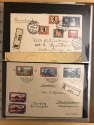 5655: Switzerland - Covers bulk lot